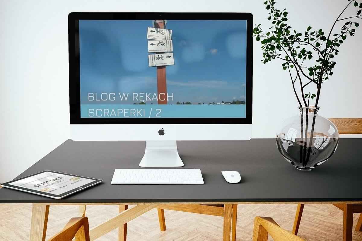 blog według scraperki część 2