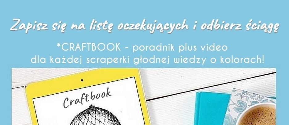 Craftbook o kolorach