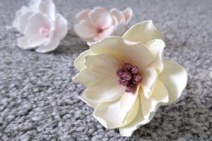 kwiatki własnoręcznie