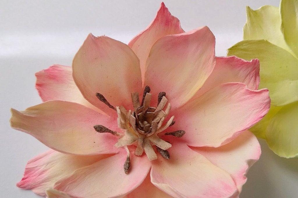 róża z foamiranu