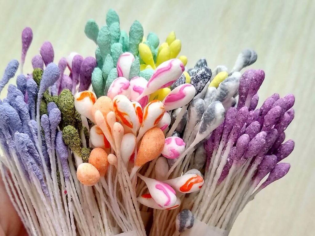 domowe pręciki do kwiatków
