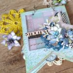 handmade mini album na zdjęcia